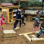 Active Play - Obstacle Course