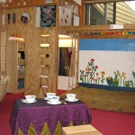 Loft Room - Set For Pretend Play