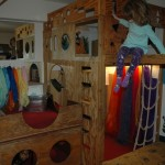 Loft Room - Monkey Bars & Big Boxes