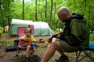 tuck and lior camping