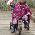 Bike Deck Action