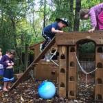 Active Play - Climbing