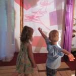 Loft Room: Big Block Dance Stage