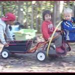 Bike Deck Cooperative Action
