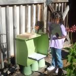 Garden - Supply Shelf